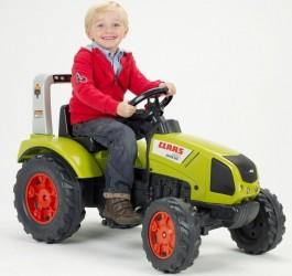 Claas Arion 430 Pedal-Traktor til børn