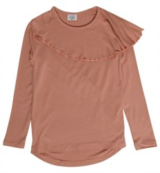 Claire kids T-shirt Rose Tan