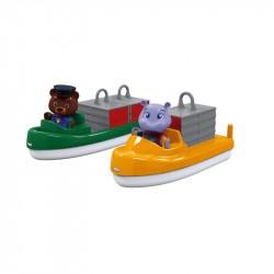 Container og transportbåd