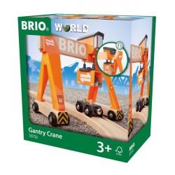 Containerbro - 33732 - BRIO Tog-tilbehør