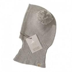 Cool Grey - Yarntassels elefanthue fra Huttelihut 64A