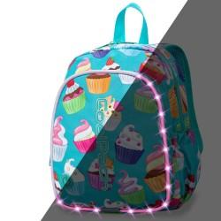 CoolPack børnehavetaske - Bobby Cupcakes