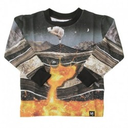 Core to Cosmos Mount - Sweat shirt 1S18J236 fra MOLO