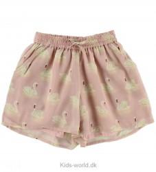 Creamie Shorts - Rosa m. Svaner