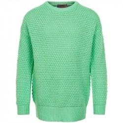 Creamie Sweatshirt - Knit - Mint