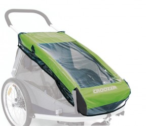 CROOZER - Regnslag til kid PLUS 1/Kid 1