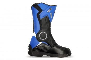 Cross støvler til børn, der kører motocross og ATV - BLÅ Str 34