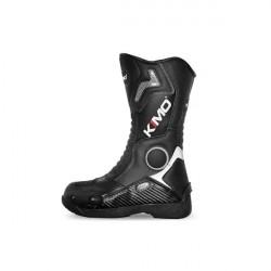 Cross støvler til børn, der kører motocross og ATV - Sort Str 38