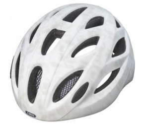 Cykelhjelm Abus Lane-U Lily White 52-57 cm