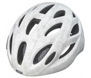 Cykelhjelm Abus Lane-U Lily White 56-62 cm