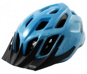 Cykelhjelm Abus MountX Str. 48-54 cm Carribean Blue