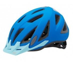 Cykelhjelm Abus Urban-I v.2 neon blå 56-61 cm