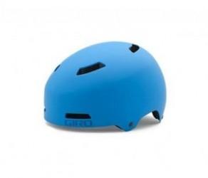 Cykelhjelm Giro Quarter Str. M 55-59 cm Mat blå