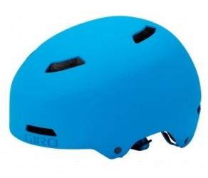 Cykelhjelm Giro Quarter Str. S 51-55 cm Mat blå