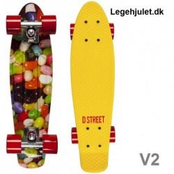 D-Street V2 Polyboard Jellybean