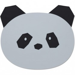 Dækkeserviet fra Liewood - Panda Grey