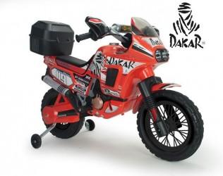 Dakar Rally El motorcykel 6v