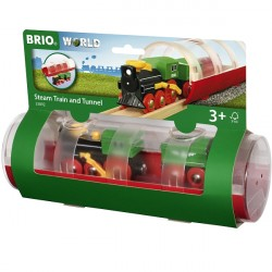 Damplokomotiv - 33892 - BRIO