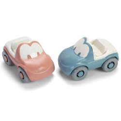 Dantoy legetøjsbiler - Tiny BIO funcars - 2 stk.