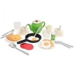 Dantoy morgenmadssæt - Green Garden