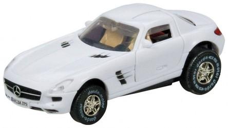 Darda Mercedes Benz SLS AMG mystic white