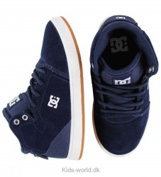 DC Shoes Sko - Crisis High - Navy