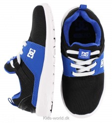 DC Shoes Sko - Heathrow - Sort/Blå