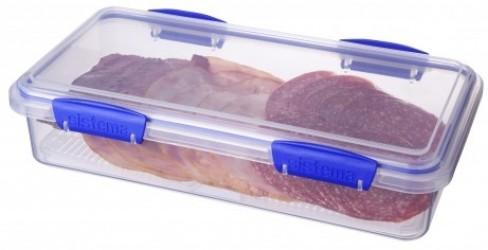 Deli+ box fra Sistema til kød og pålæg (1,75 l.)