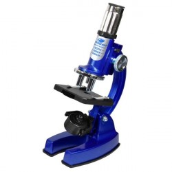 Deluxe Mikroskop startsæt til Børn 200/600/1200X (66 dele)