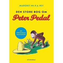 Den store bog om Peter Pedal - Tillykke Peter Pedal 75 år - Indbundet