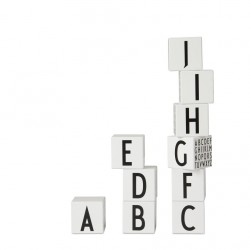 Design letters - ABC cubes
