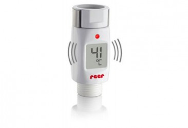 Digital termometer til bad og bruser - Undgå for varmt vand