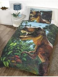 Dinosaur Jurassic T-Rex Sengetøj