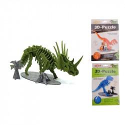 Dinosaur - puslespil