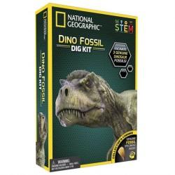 Dinosaur udgravningssæt fra National Geographic