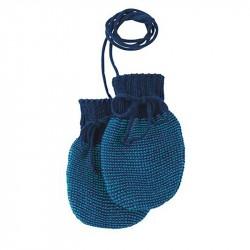 Disana uldvanter til baby Navy-blue