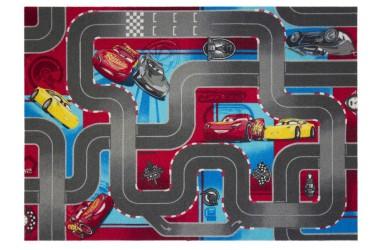 Disney Cars gulvtæppe broadloom