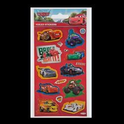 Disney Cars Klistermærker