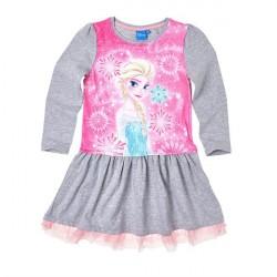 Disney Frost Kjole Elsa Snowflakes