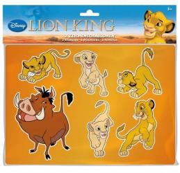 Disney Løvernes Konge Tegneskabelon sæt til børn