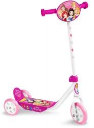 Disney prinsesse løbehjul 3 hjul