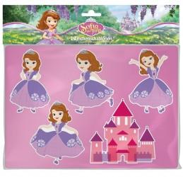 Disney Sofia Tegneskabelon sæt til børn