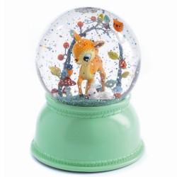 Djeco Snekugle Med Lys - Bambi