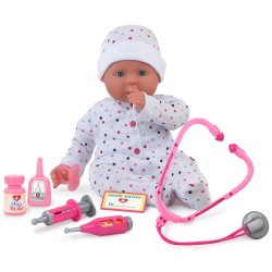 Dolls World dukke - Doktor Dolly