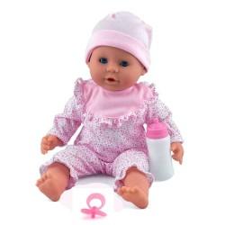Dolls World dukke - Little Treasure - Lyserød