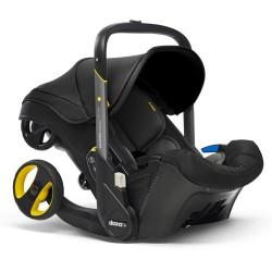 Doona+ autostol og klapvogn i ét - Sort - 0-13 kg
