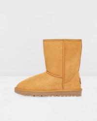 Duffy læder vinterstøvler