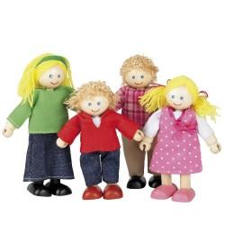 Dukke familien