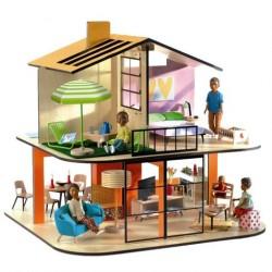 Dukkehus Petit Home Lille fra Djeco