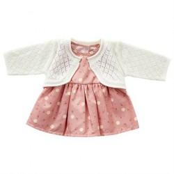 Dukketøj kjole med cardigan By Astrup